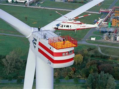 Ветрогенераторы являются