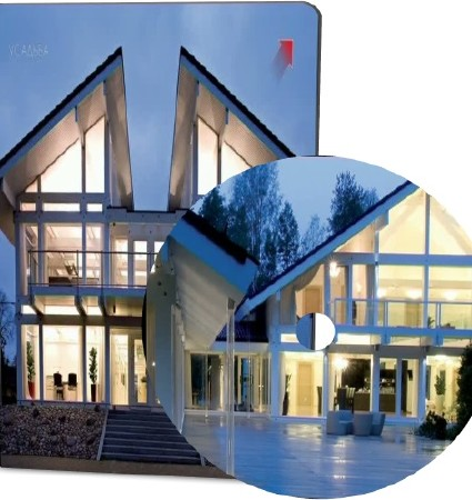 Дом из стекла. (2010/SATRip)
